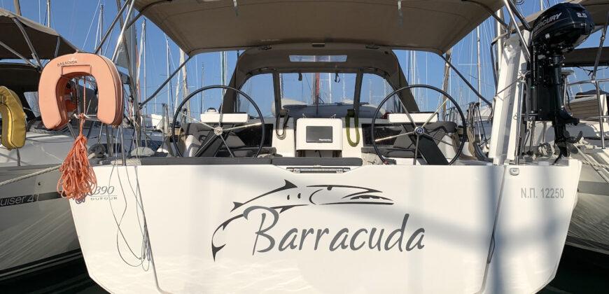 Dufour 390GL – 3cab – Barracuda