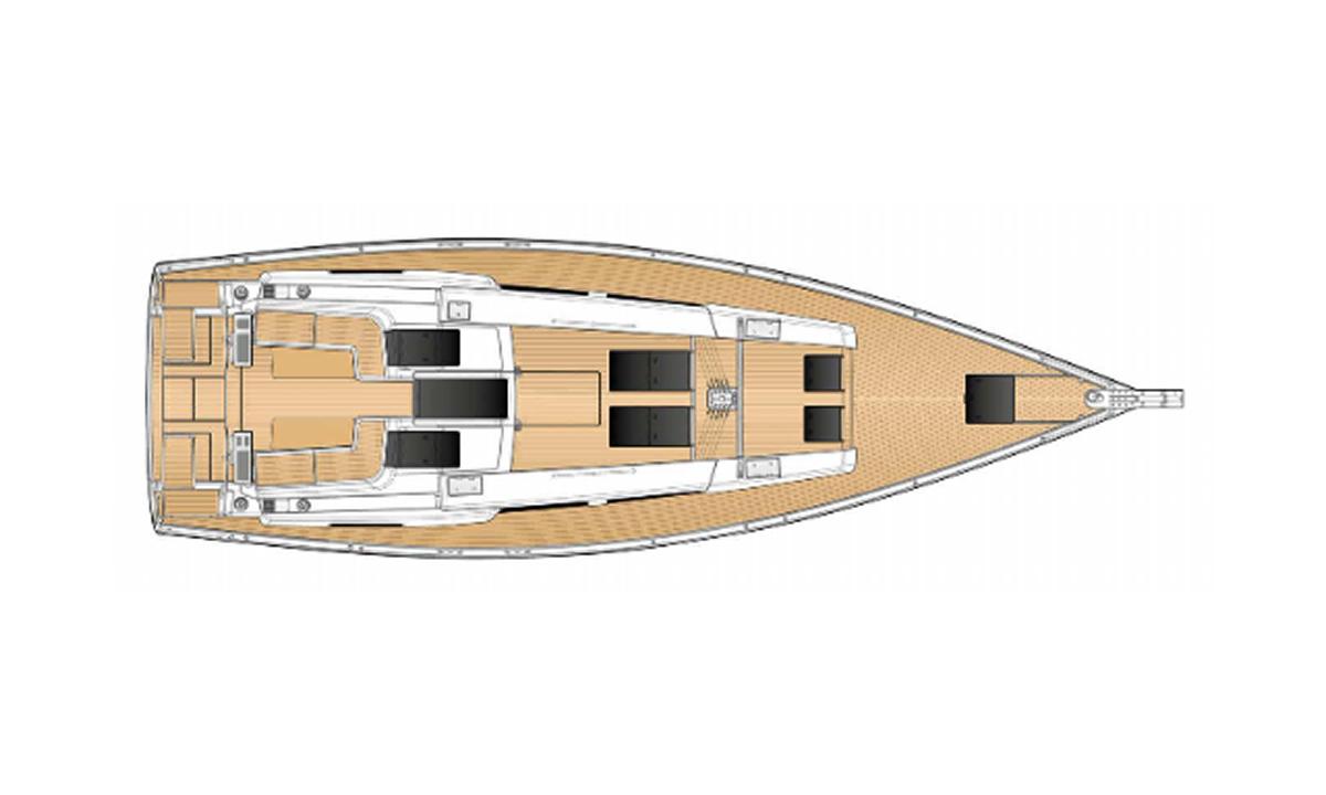 Hanse 508 – 6cab – Medusa II