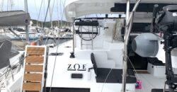 Lagoon 42 – 4+2cab – Zoe